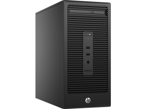 HP 280 G2 MT i3-6100 4GB 256SSD Win 10/ Win 7 EN