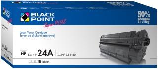 Toner Black Point LBPPH24A | Black | 4100 p. | HP Q2624A