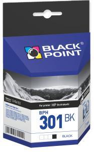 Ink cartridge Black Point BPH301BK   black   6 ml   HP CH561EE