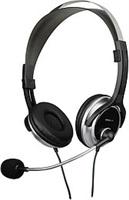 SPEED LINK sluchátka s mikrofonem CHRONOS Stereo Headset, black-silver