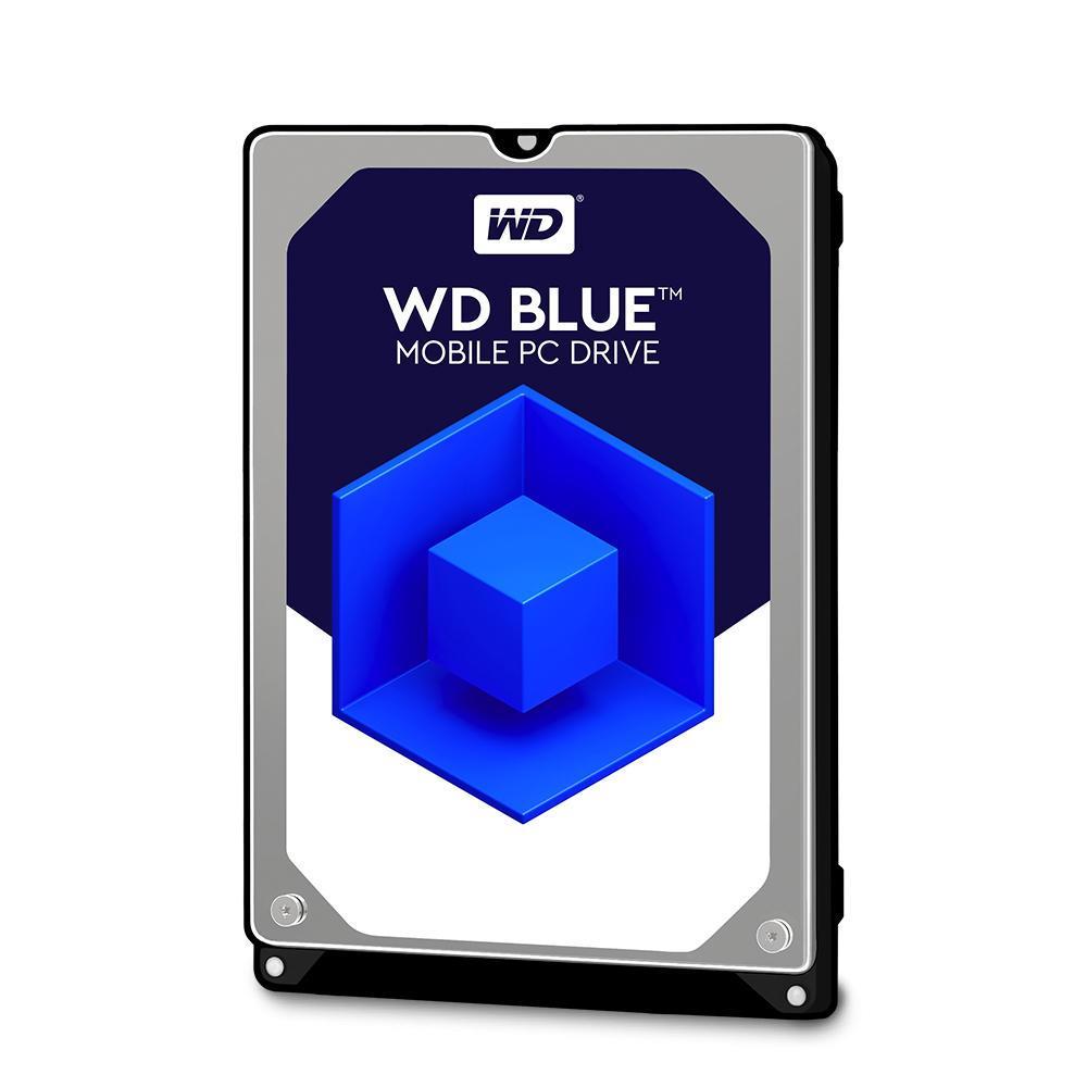 HDD WD Blue, 2.5'', 1TB, SATA/600, 5400RPM, 8MB cache, 7mm