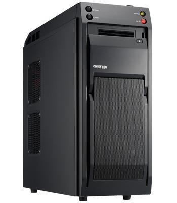 Chieftec PC skříň Libra LF-01B-OP, ATX, bez zdroje