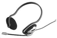 HAMA CS-499 stereo sluchátka s mikrofonem