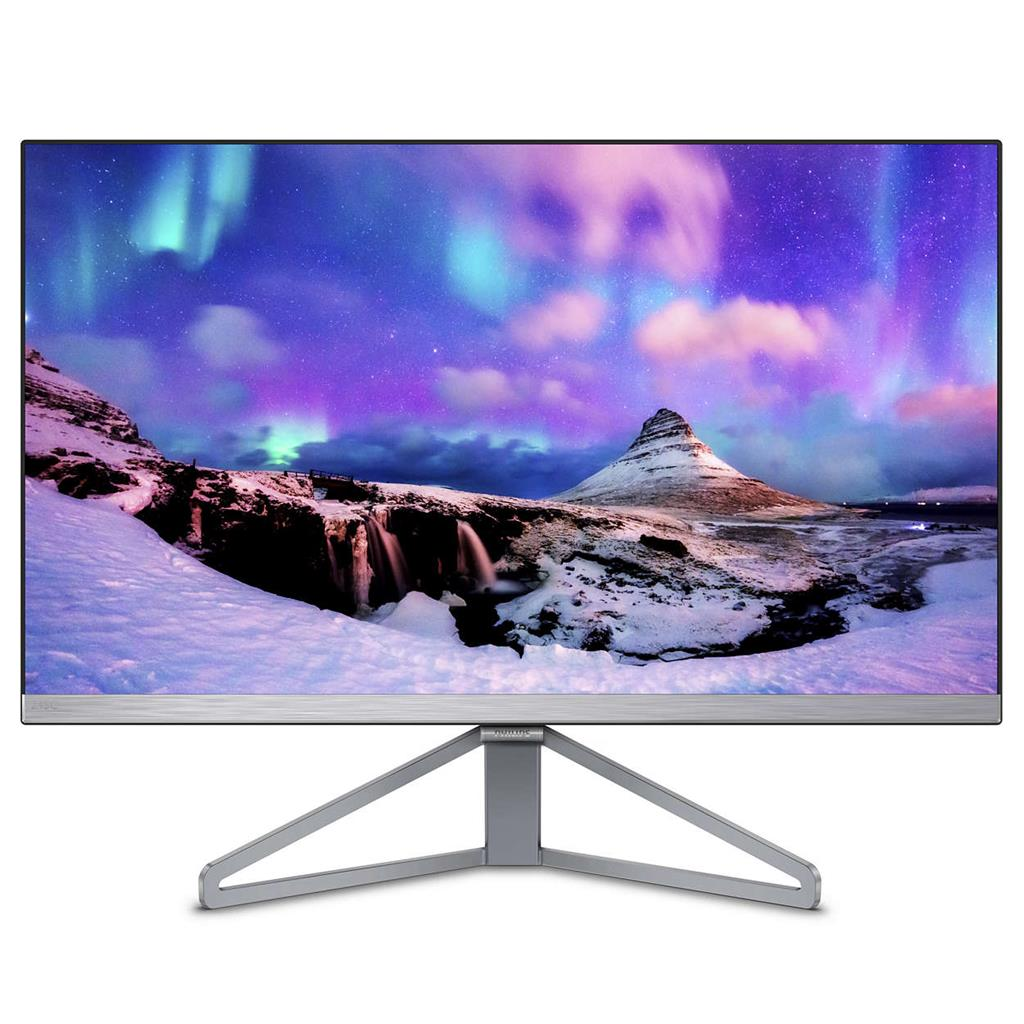 Monitor Philips 245C7QJSB/00 24'', panel-IPS; FullHD; HDMI, DP, D-Sub
