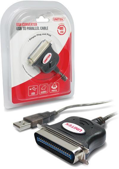 Unitek Y-120 kabel USB pro tiskárny