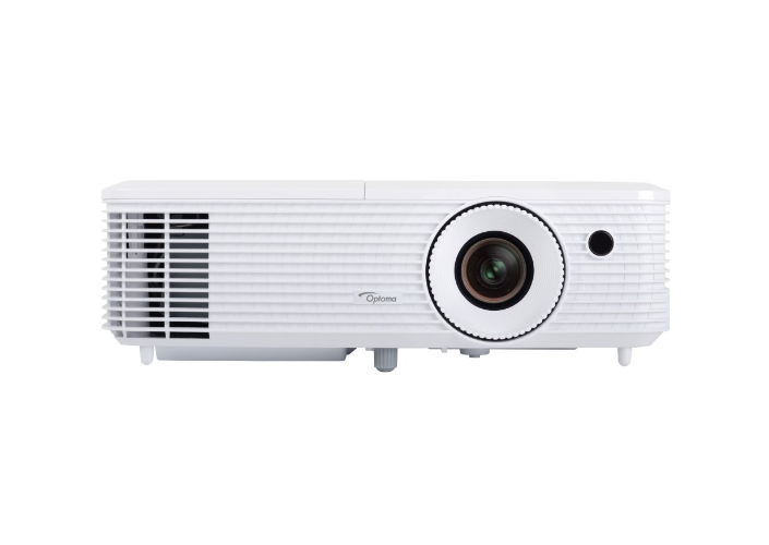Optoma projektor HD27 (DLP, FULL 3D, 1080p, 3 200 ANSI, 25 000:1, 2x HDMI and MHL support and built-in 10W speaker)