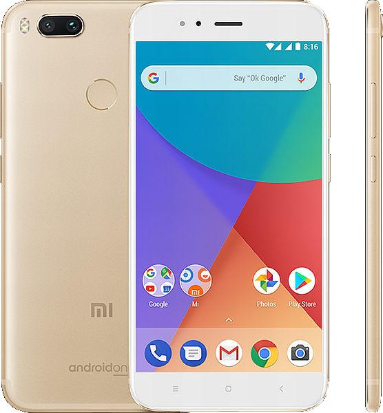 Xiaomi Mi A1 LTE (4GB/64GB) Gold