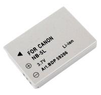 Doerr Akumulátor DDP-CNB5L (D54, CANON NB-5L - 3,7 V/1050 mAh pro Ixus 800 IS)