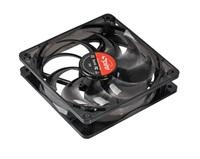 SPIRE ventilátor BlueStar 120 LED PWM, Extreme Modding Fan, 120x120x25mm, 12V DC 3+4pin PWM