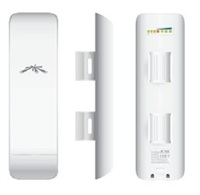 UBNT airMAX NanoStation M5 [5GHz, anténa 16dBi, Client/AP/Repeater, 802.11a/n, MIMO]