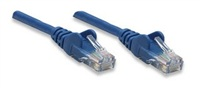 Intellinet Patch kabel Cat5e UTP 7m modrý