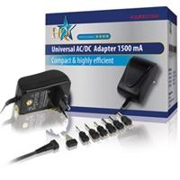 HQ napájecí adaptér spínaný 230V/3-12V 1.5A - P.SUP.EU1500
