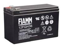 Baterie - Fiamm 12 FGH 36 (12V/9.0Ah - Faston 250)