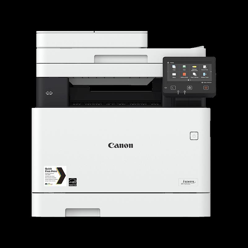 Canon I-SENSYS MFP COLOR MF734Cdw