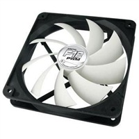 ARCTIC COOLING fan F12 PWM (120x120x25) ventilátor (řízení otáček, fluidní ložisko)