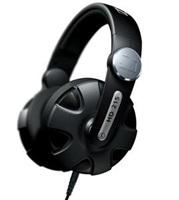 SENNHEISER HD 215 II black (černá) sluchátka tip mušle černá