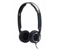 SENNHEISER PX 200 II black (černá) sluchátka tip mušle