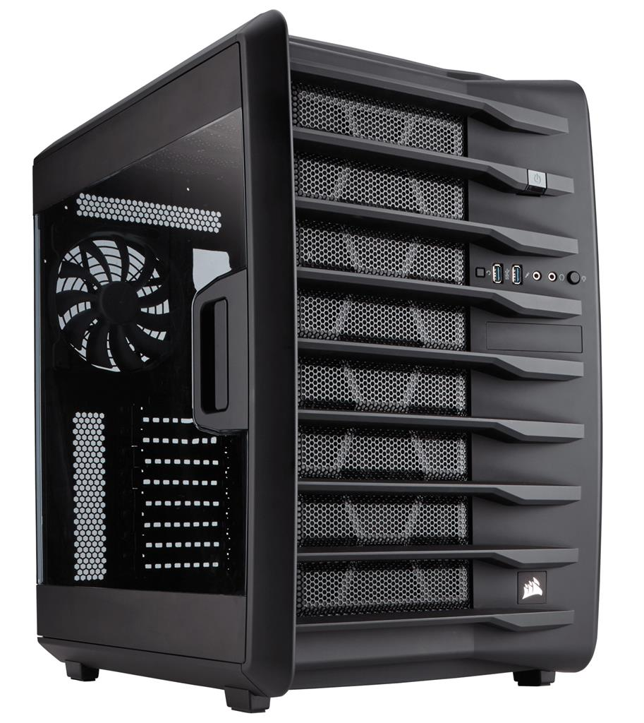 Corsair PC skříň Carbide Series Air 740 High Airflow ATX Cube