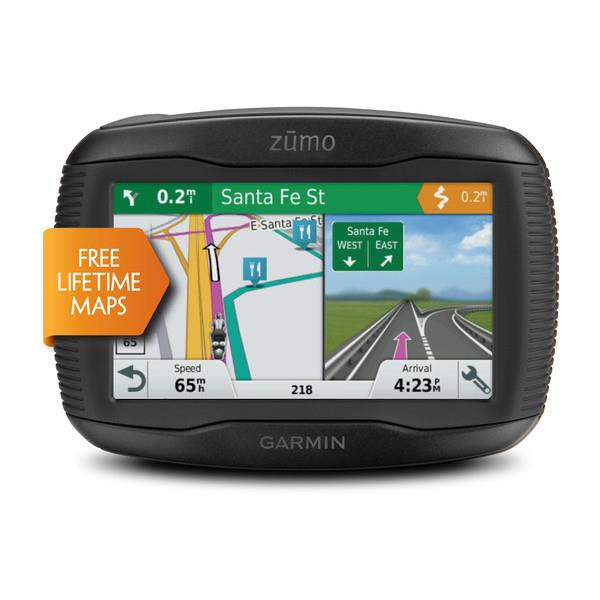 Garmin zumo 395 Europe Lifetime Travel Edition