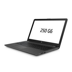 """HP 250 G6, Celeron N3060, 15.6"""" HD, 4GB, 500GB, DVDRW, ac, BT, DOS"""