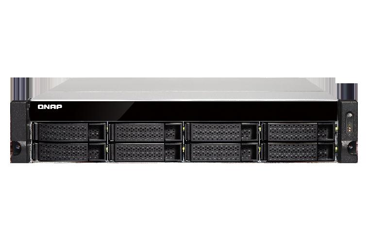 QNAP TS-853BU-RP-8G (1,5GHz/8GB RAM/8xSATA/4xGbE)