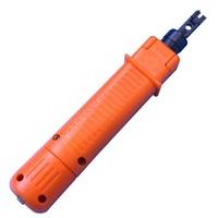 Boxer - narážeč s nožem pro blok 110, kulatý, oranžový