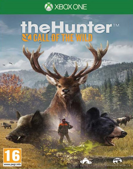 XBOX ONE - The Hunter: Call of the Wild