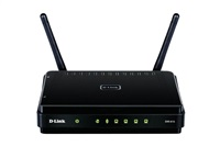D-Link DIR-615 Wireless N300 Home Router with 4 Port 10/100 Switch