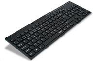 RAPOO X8100 Wireless Optical Mouse and Keyboard Set Black CZ