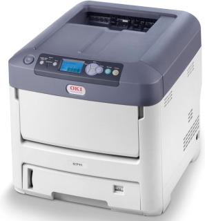Tiskárna OKI C711dn