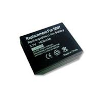 Patona fotobaterie pro Panasonic S007E Li-Ion 3.6V 1000mAh