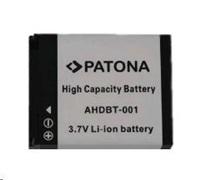 Patona fotobaterie pro GoPro Hero ABPAK-001 1100mAh Li-Ion