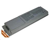 Baterie Patona pro DELL LATITUDE D800 6600mAh Li-Ion 10,8V