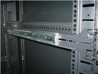 """EUROCASE 19"""" nosné ližiny (500-900 mm) pro 4U-500"""