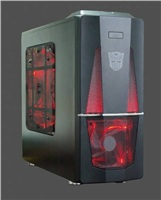 EUROCASE skříň ML 9201 MONSTER II, GAMING PC, bez zdroje