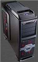 EUROCASE skříň ML 9801 X2 Cooling, GAMING PC, bez zdroje