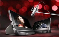 GIGABYTE D1080 - dokovací stanice pro S1081, DVD super multi, USB 2.0 * 3, D-sub, Earphone-out, Mic-in, 2 roky záruka