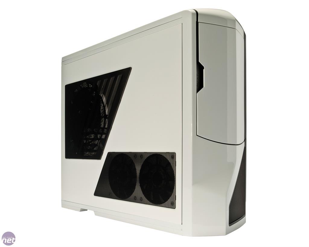 NZXT skříň Phantom/Full Tower/bez zdroje/USB2.0/E-ATX/bílá