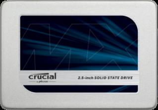 Crucial SSD MX300 275GB SATA3, 2,5''