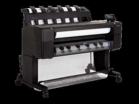 "HP DesignJet T1530ps 36"" Printer - HDD (A0+, USB 2.0, Ethernet, HDD)"