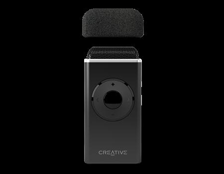 Creative iRoar mic - inteligentní bezdrátový mikrofon