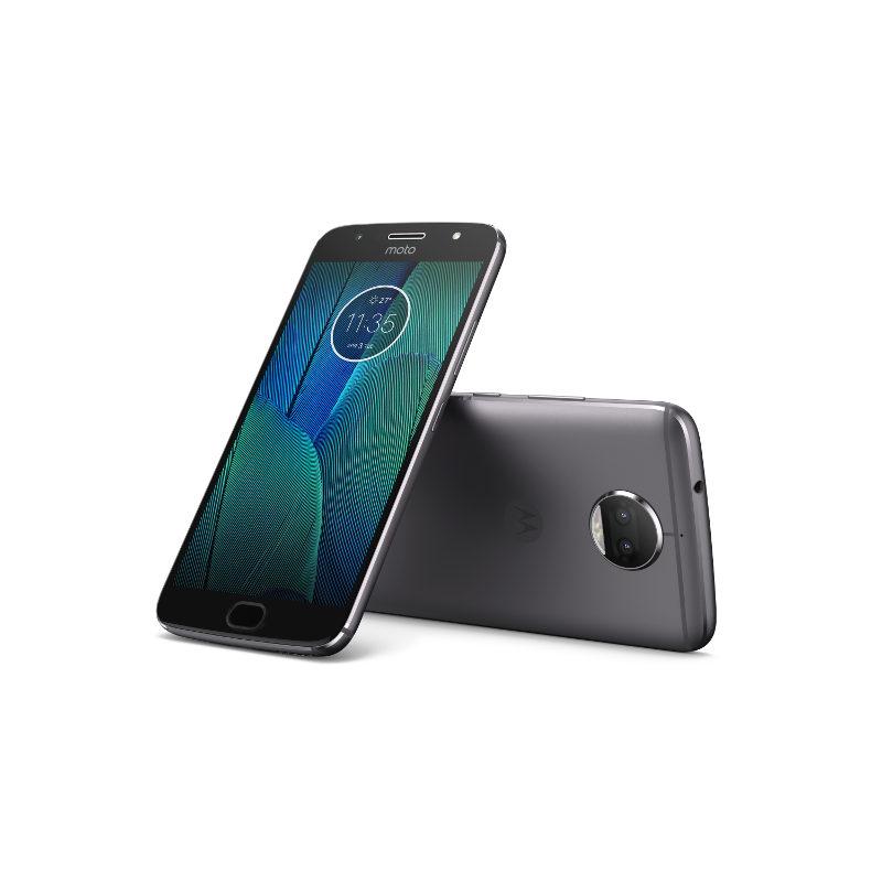 "Motorola Moto G5s Plus Dual SIM/5,5"" IPS/1920x1080/Octa-Core/2,0GHz/4GB/32GB/13Mpx/LTE/Android 7.0/Lunar Grey"