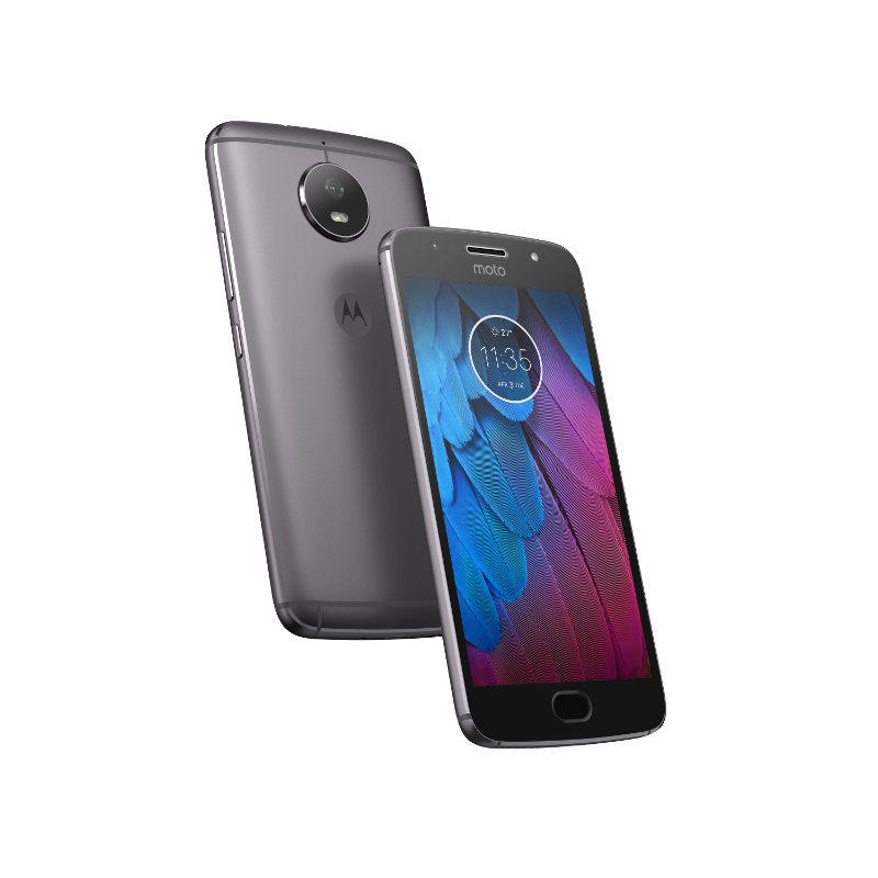 "Motorola Moto G5s Dual SIM/5,2"" IPS/1920x1080/Octa-Core/1,4GHz/3GB/32GB/16Mpx/LTE/Android 7.0/Lunar Grey"