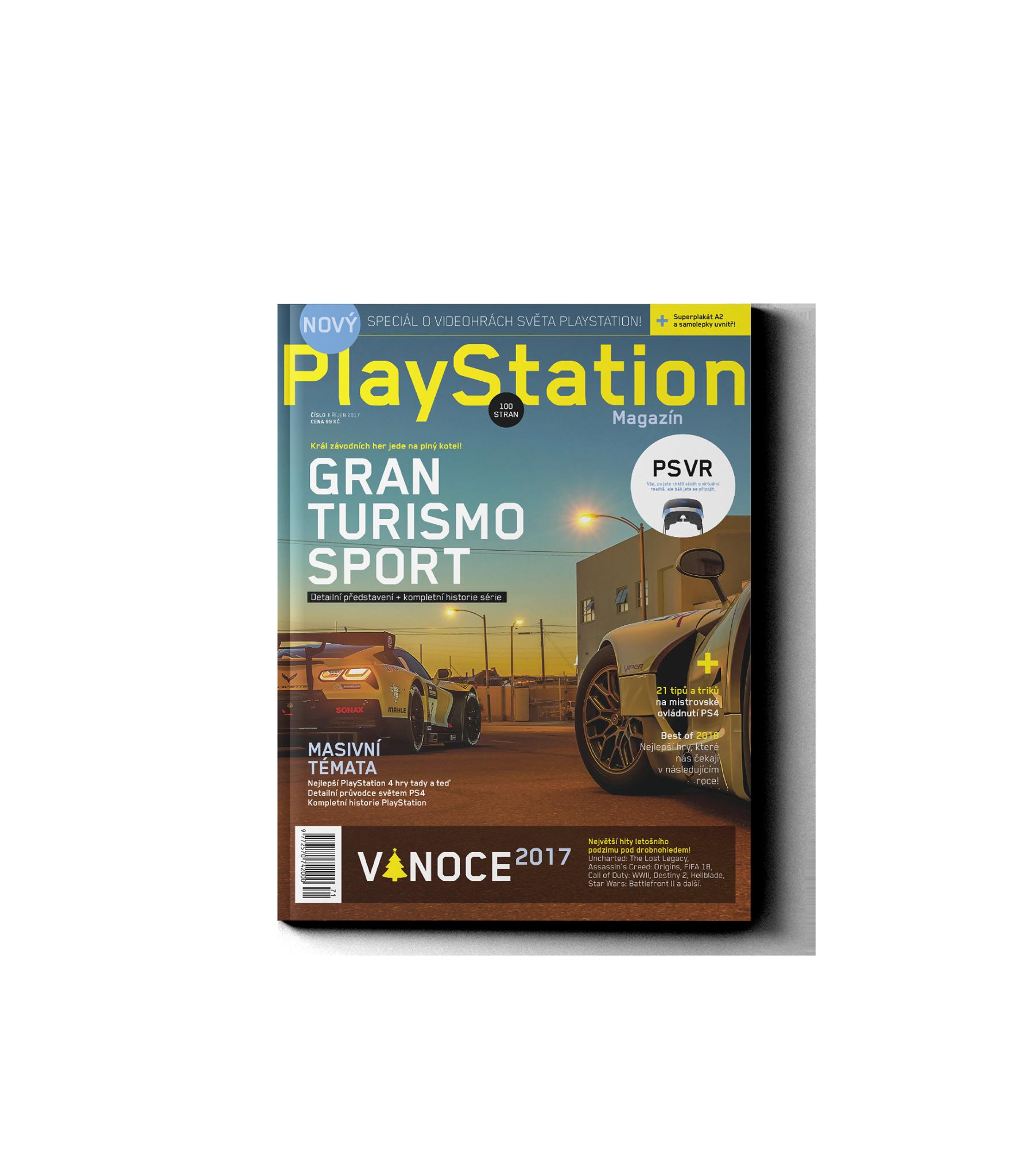 Playstation magazín