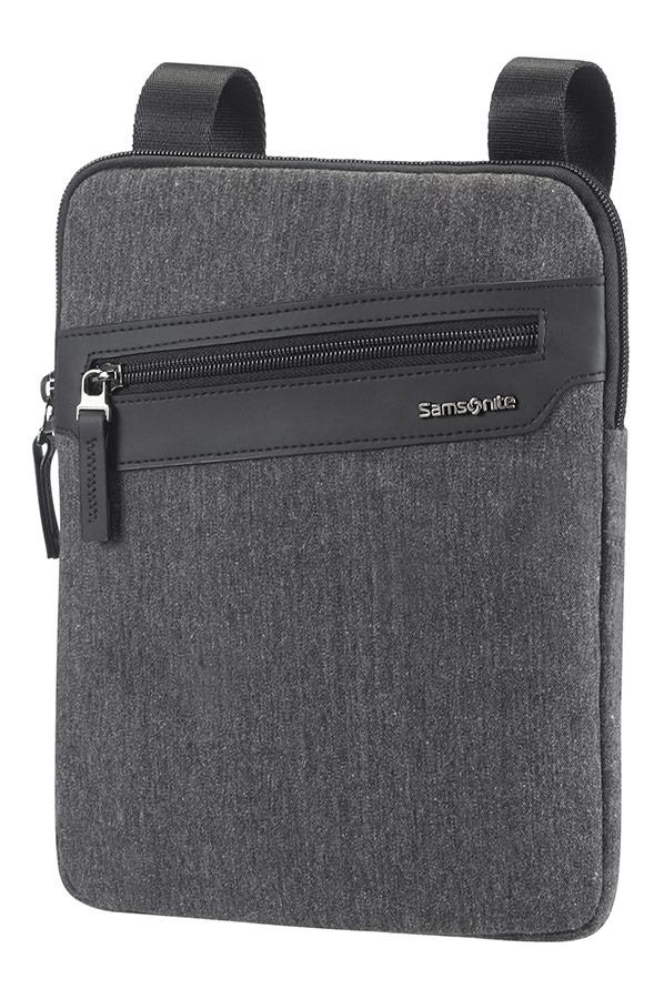 Crossover SAMSONITE 61D18002 7''-9,7'' HIPSTYLE2 tablet, pockets, black