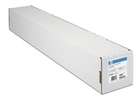 HP C0F20A 2-pack Everyday Adhesive Matte Polypropylene-1067 mm x 22.9 m (42 in x 75 ft), 8.5 mil/168 g/m2 (with liner),