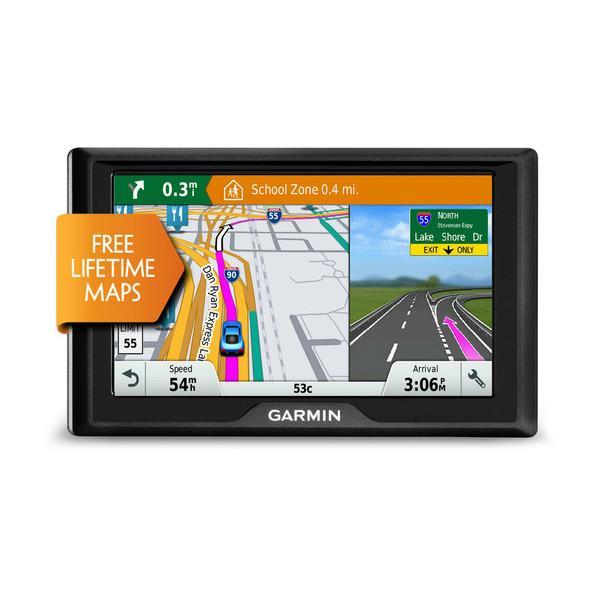 Garmin Drive 50 Eastern Europe Lifetime, 5.0'', bez TOPO map