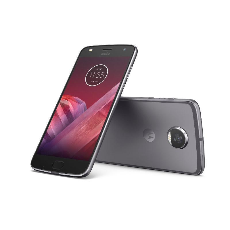 "Motorola Moto Z2 Play Dual SIM/5,5"" AMOLED/1920x1080/Octa-Core/2,2GHz/4GB/64GB/12Mpx/LTE/Android 7.1.1/Lunar Grey"