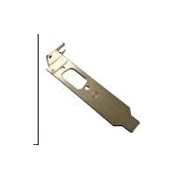 MSI ACC VGA or COM Low Profile bracket for MS-V161 (N210GT) and other