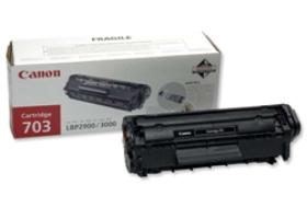 Toner Canon CRG703 (CRG-703) black [ 2500str., LBP-2900/LBP-3000 ]